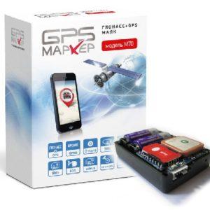 GPS маяк Marker М70